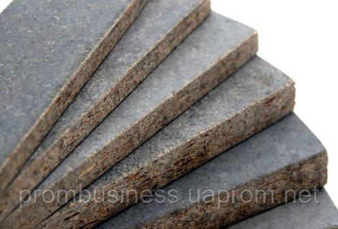 """Цементно-стружечная плита 10"""" 1600х1200 (ЦСП, 1,92 кв.м)"""