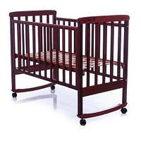 Детская кроватка Верес Соня ЛД12 резьба