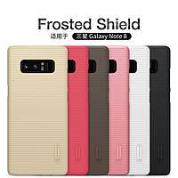 Чехол Nillkin Frosted для Samsung Galaxy Note 8 (выбор цвета) (+пленка)