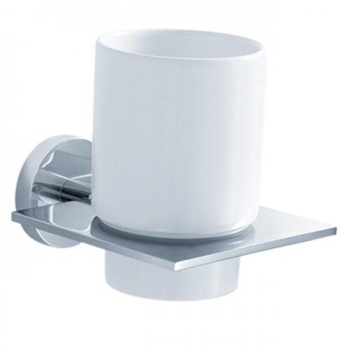 Стакан для зубних щіток керамічний Imperium KEA-12204CH