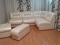 Изготовление углового дивана под заказ. Мебель под заказ Днепр.