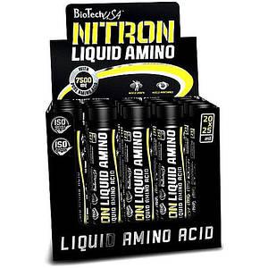 Аминокислоты BioTech Liquid Amino 20*25 ml