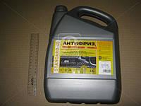 Антифриз G11 STANDART-40 LONG LIFE желтый ( 4,5 кг.) 48021034708