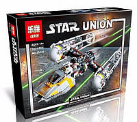 Конструктор Lepin 05040 Звездный истребитель Y-wing Attack Starfighter (аналог Lego Star Wars 10134)