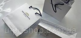 Паперові пакети з логотипом від 500 шт. в розмірі 23х15х8 см