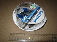 Лампа накаливания HB3 12V 65W P20d Diamond Vision 5000K (к-т) (пр-во Philips) 9005DVS2