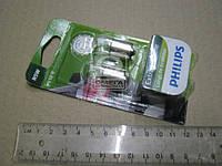 Лампа накаливания R5W12V 5W BA15s LongerLife EcoVision (2шт) (пр-во Philips) 12821LLECOB2
