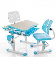 Детская парта, стул и подставка для книг Evo-kids Evo-05, фото 1