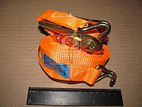 Стяжка груза, 1t. 25mm.x5m.(0.5+4.5) метал. ручка  DK-3938