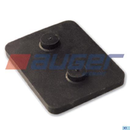 51841 | Буфер (відбійник) ресори MB 65x80.5x13 (в-во Auger)