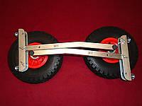 Транцевые колеса BVS КТ400Сomfort-Пено, фото 1