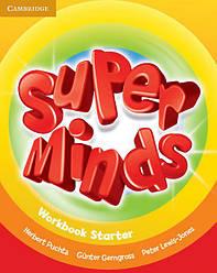 Super Minds Starter Workbook (Рабочая тетрадь)