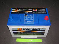 Аккумулятор  100Ah-12v KAINAR Asia (304x173x220),R,EN800 090 341 0 110
