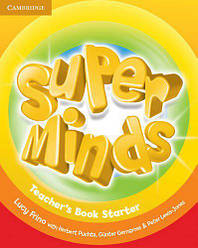 Super Minds Starter Teacher's Book (Книга учителя)