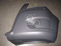 Панель переднего бампера левая без противотуманных фар ГАЗель Next ГАЗ(А21R23-2803019) (пр-во ГАЗ) А21R23-2803019