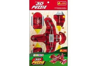 """Игрушки 3Д пазлы: """"Космический корабль 2"""""""