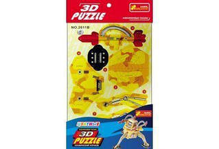 """Игрушки 3Д пазлы: """"Космический корабль 3"""""""
