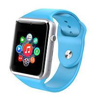 Умные смарт часы SmartWatch A1 Blue