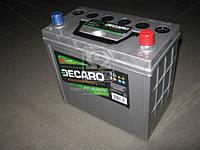 Аккумулятор 45Ah-12v (DECARO) (234x127x220),R,EN360 (азия) 6СТ-45A1Е