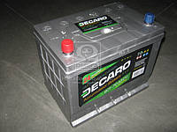 Аккумулятор 70Ah-12v (DECARO) (259х175х220),L,EN640 (азия) 6СТ-70A1