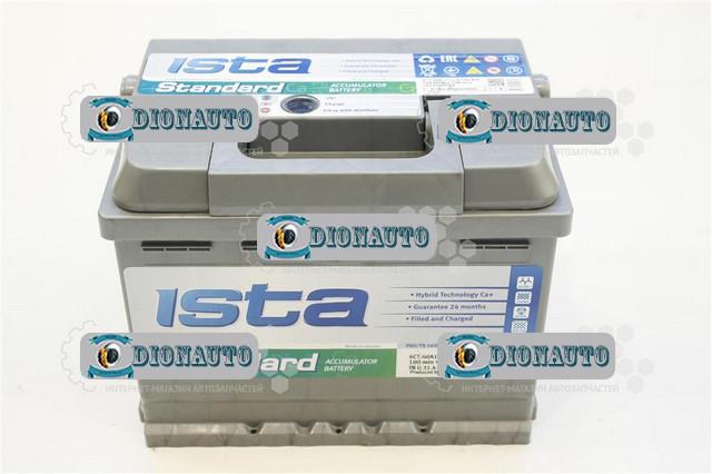 Аккумулятор 60 Аз 6СТ ISTA Standart Евро  (60 АзE 6СТ)