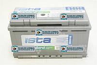 Аккумулятор 100 Аз 6СТ ISTA Standart Евро  (100 АзЕ 6СТ)