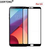 Закаленное защитное 3D стекло (на весь экран) для LG H990 V20