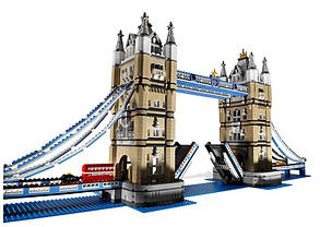 Конструктор Lele 30001 Креатор Тауэрский мост (аналог Lego Creator 10214), фото 2