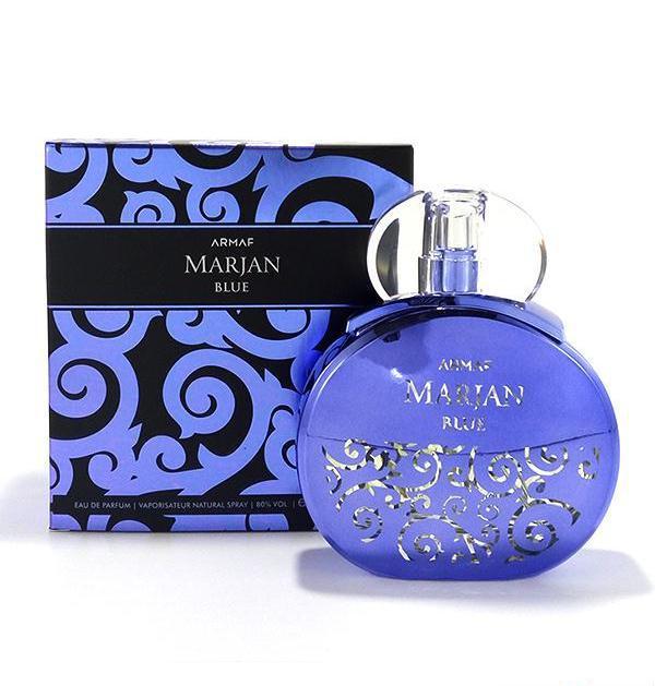 Парфюмированная вода для женщин Armaf MARJAN BLUE 100 ml
