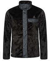 100% Оригинал плюшевая мужская зимняя осенняя куртка Nike Windstopper High Pile непродуваемая ветровка