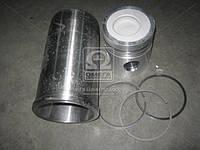 Гильзо-комплект Д-245Е2, Д-260Е2 (смещ. камера) (Д=38) (ГП+кольца) П/К (пр-во ММЗ) 260-1004045-Ж-07