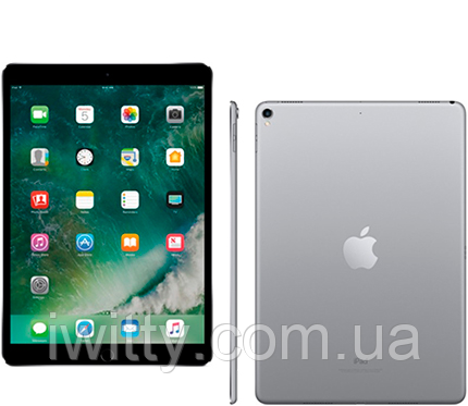 Apple iPad Pro 10.5 (2017) Wi-Fi  256GB Space Gray (MPDY2), фото 2
