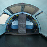 Пятиместная палатка Ferrino Trilogy 5 Blue, фото 3