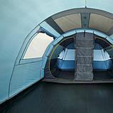 Пятиместная палатка Ferrino Trilogy 5 Blue, фото 4