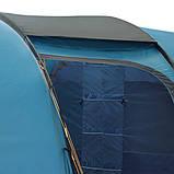 Пятиместная палатка Ferrino Trilogy 5 Blue, фото 6