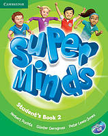 Super Minds 2 Student's Book with DVD-ROM (Учебник)