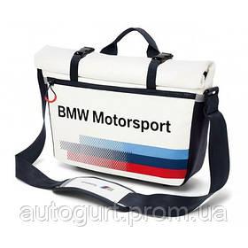 Наплечная сумка BMW Motorsport Messenger Bag 2017