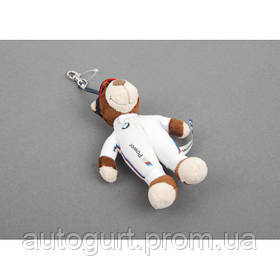 Брелок BMW New Motorsport Teddy Key Ring