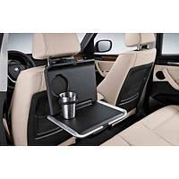 Складной мини столик на спинку сиденья BMW