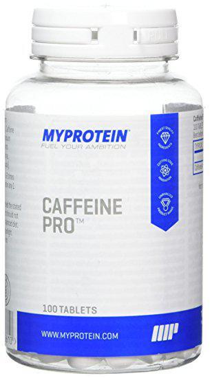 Кофеин MyProtein Caffeine Pro 100 tab