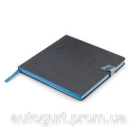 Записная книжка BMW i Notebook Carbon Grey
