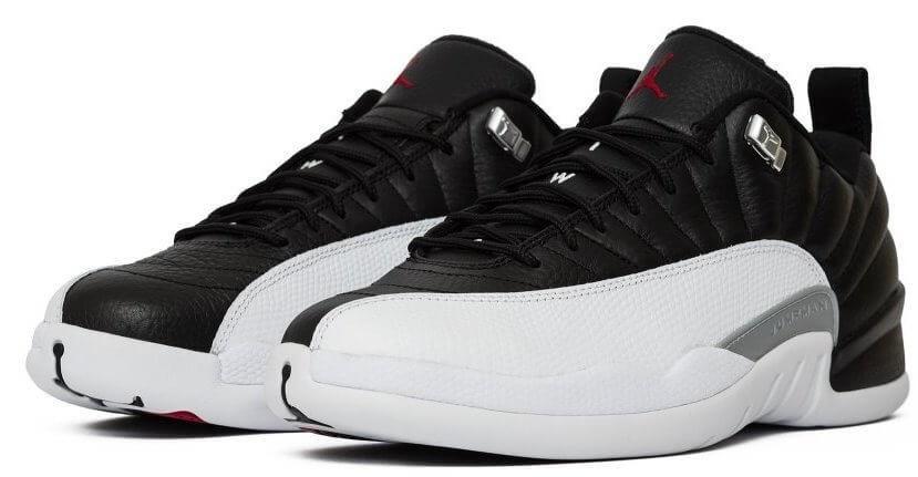 d9984411 Мужские баскетбольные кроссовки Air Jordan 12 Retro Low Playoffs (в стиле  аир джордан) -