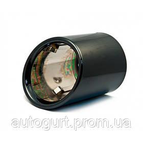 Насадка на глушитель для BMW 1 (E82/E88) черный хром