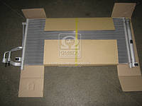 Конденсатор кондиционера HYUNDAI Grandeur/Sonata V (пр-во PARTS-MALL) PXNCA-080