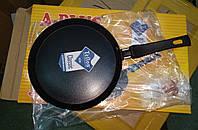 Сковорода блинная A-PLUS FP-114, 22 см (тефлон)