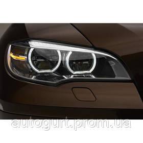 Передние фары Facelift для BMW X6 (E71)