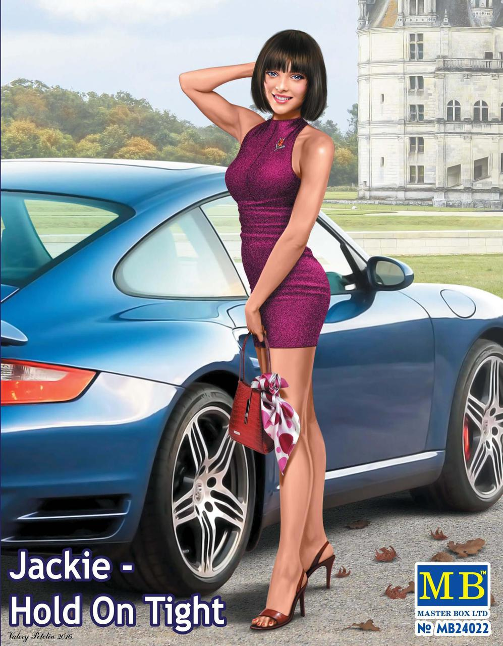 Dangerous Curves, Jackie - Hold On Tight. 1/24 MB24022
