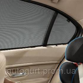 Солнцезащитные шторки боковых стекол F30
