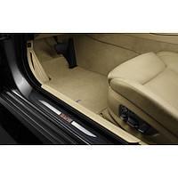 Накладки на пороги дверей с подсветкой BMW 5 (F10)