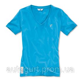 Женская футболка BMW i Women's T-Shirt Electric Blue
